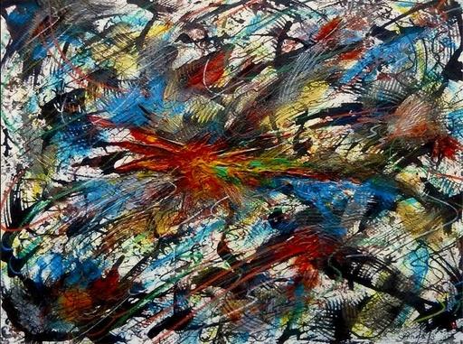 Didier ANGELS - Peinture - Ivresse et Ardeur 004