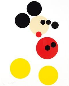 Damien HIRST - Stampa-Multiplo - Mickey