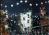 Levan URUSHADZE - Pittura - Night city # 2
