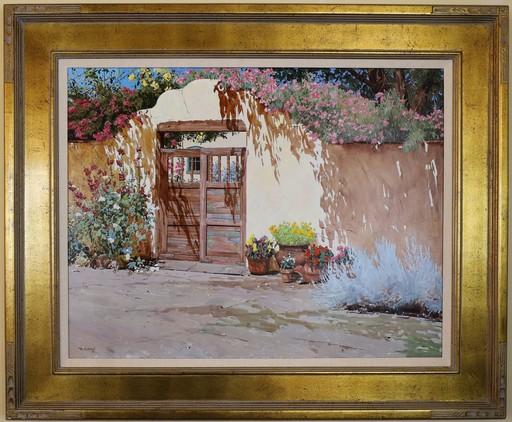 Michael EWING - Pittura - Casa De Las Flores