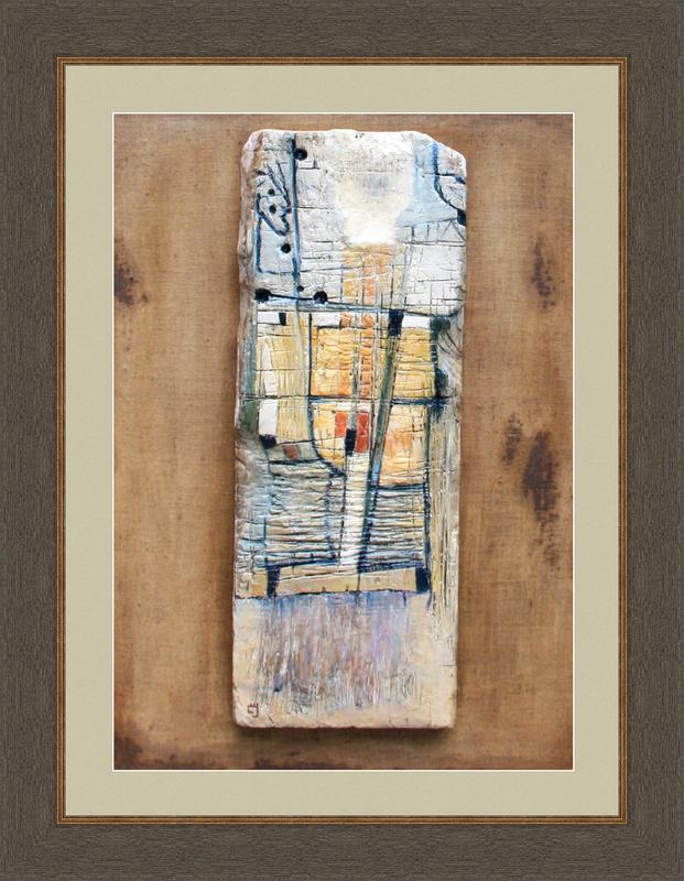 Levan URUSHADZE - Gemälde - Composition # 80