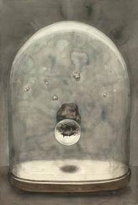 RU Xiaofan - Drawing-Watercolor - Bataille