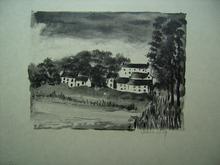 Maurice DE VLAMINCK (1876-1958) - La Naze, le Village