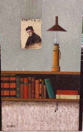 Marcel Charles DESBAN - 绘画 - Guillaume POUGET - (1847 - 1933)