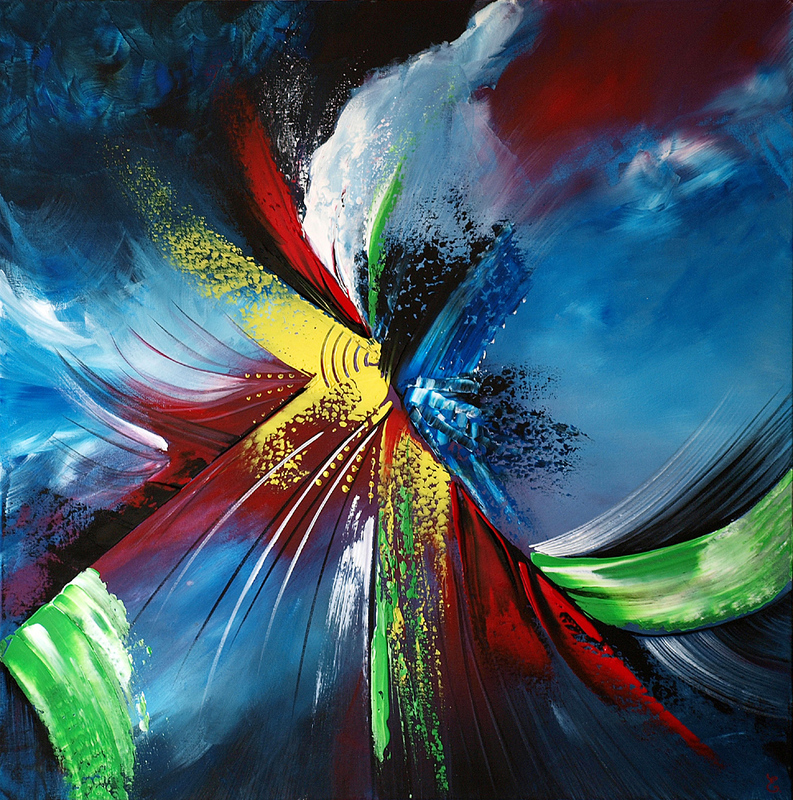 Estelle BARBET - Peinture - Quintessence
