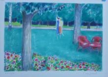 让-皮埃尔•卡西尼尔 - 版画 - FAUTEUILS ROUGES (1986) S  333