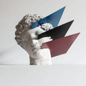 Luca IZZO - Sculpture-Volume - III