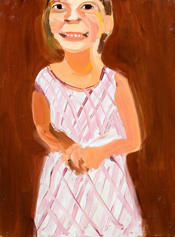 Chantal JOFFE - Gemälde - Untitled