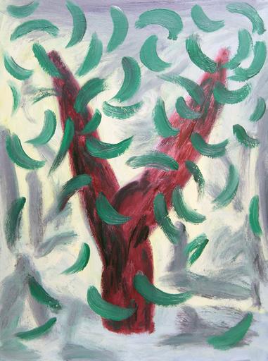 Michael HEINDORFF - Pintura - Tasso's Tree 1