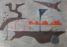 Yohanan SIMON - Painting - * Untitled