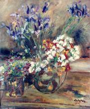 Isaac ANTCHER - Gemälde