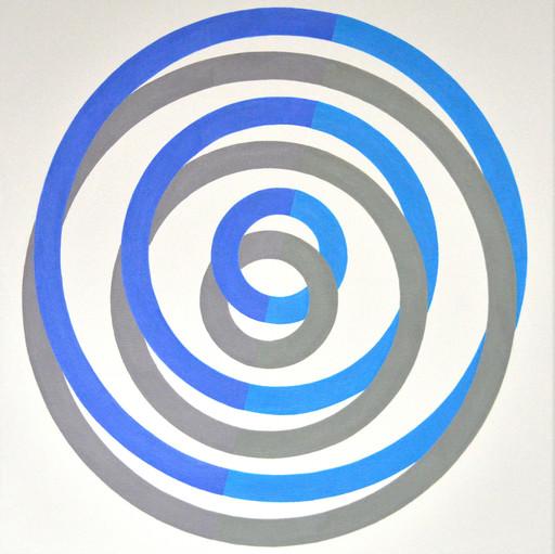 Jean-Luc BRUCKERT - Painting - W 24-4