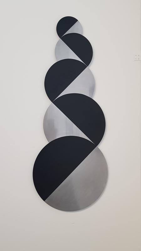 Norman DILWORTH - Escultura - Zig-Zag Circular