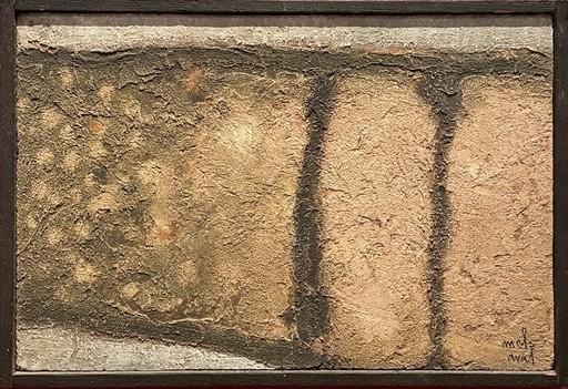 Robert MALAVAL - Pintura - Petite forme humide