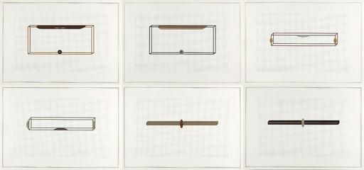"Gianni PIACENTINO - Print-Multiple - Vehicle sculptures. Wall sculptures"" - Cartella completa"