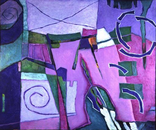 """Elena KELLER - Pintura - """"Parallel Worlds """""""