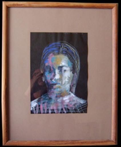 Pablo RULFO - Dibujo Acuarela - Portrait