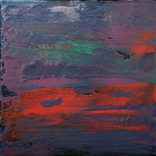 Véronique MAZUREK - Painting - Sans titre (e)