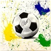 MR BRAINWASH - Estampe-Multiple - The King Pelé - Football