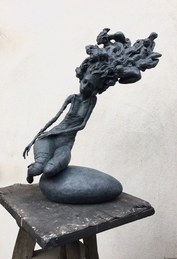 Valérie HADIDA - Skulptur Volumen - Nocturna