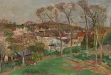 Pierre-Eugène CLAIRIN - Painting - Paysage