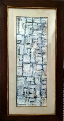 Yehiel KRIZE - 绘画 - Composition