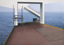 Patrick CORNILLET - Painting - Wallpaper 5