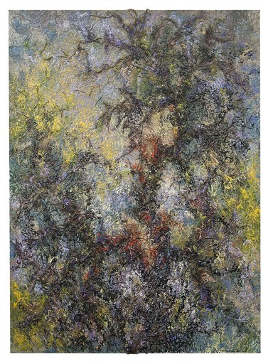 Charbel SAMUEL AOUN - Pintura - Acanthus Syracuse