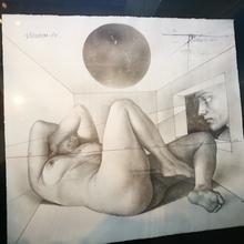 Pierre-Yves TRÉMOIS - Drawing-Watercolor - Vivarium 10