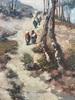 Félix ZIEM - Pintura - Paysage Orientaliste - Probablement en Egypte