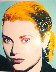 Andy WARHOL, Grace Kelly