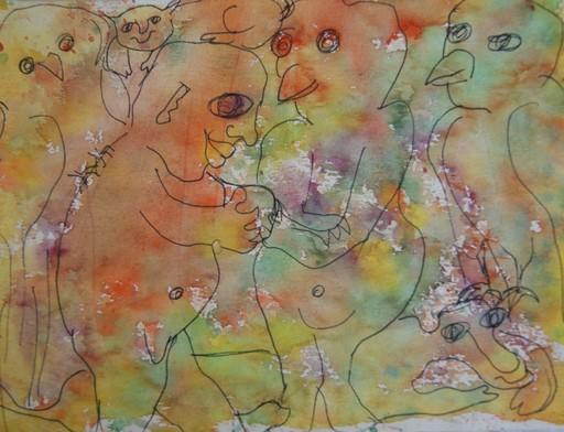 Monique PEYTRAL - Pintura
