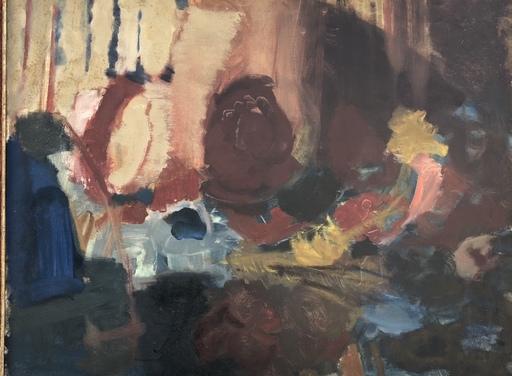 Jacques TISSINIER - Peinture - Composition