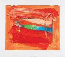 Howard HODGKIN - Print-Multiple - The Sky's the Limit