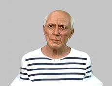 Jamie SALMON - Sculpture-Volume - Pablo Picasso