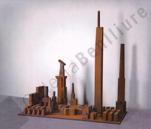 Miguel NAVARRO - Sculpture-Volume - Ciudad Conectada