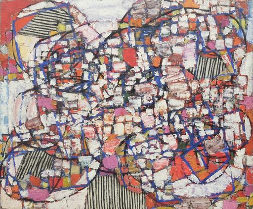Natalia DUMITRESCO - Gemälde - Composition