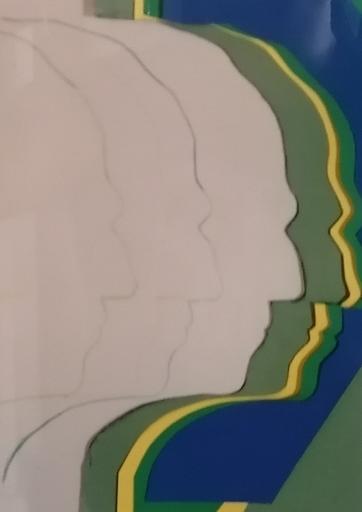 Mario CEROLI - Drawing-Watercolor - profili