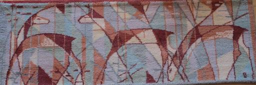 Edith MÜLLER-ORTLOFF - Tapestry - Rehe
