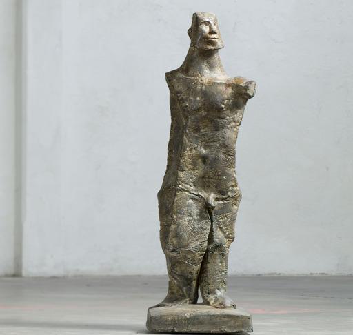 Josef KOSTNER - 雕塑 - Eroe con Visione