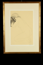 Emilio GRECO (1913-1995) - Nudo femminile
