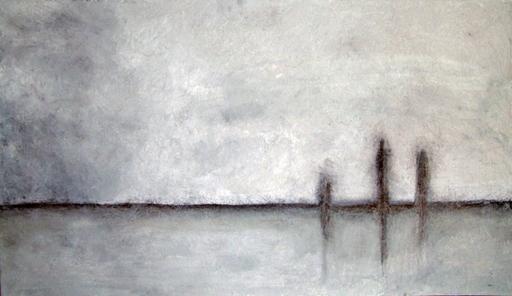 Alexander NIKOLENCO - Painting - Ashore