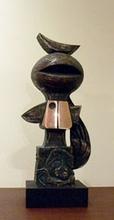 Hubert MINNEBO - Sculpture-Volume - EEN DRIE EEN (1 drie 1
