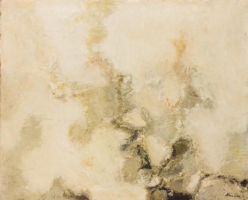 Léon ZACK - Peinture - Senza titolo