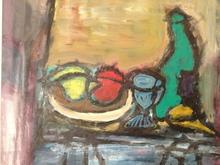 Christian DURIAUD (1944) - citron orange et poire