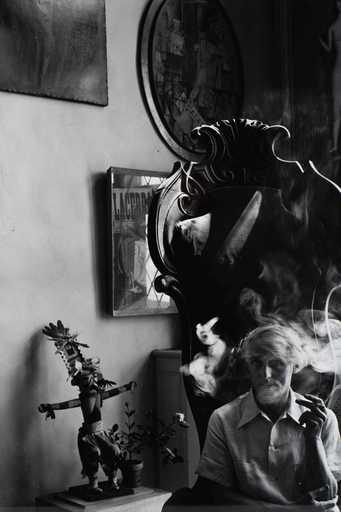 Arnold NEWMAN - Fotografia - Max Ernst