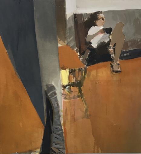 Vladimir SEMENSKIY - Painting - Red Room