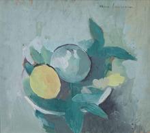 Marie LAURENCIN - Painting - Nature Morte
