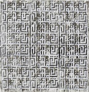L'ATLAS - Painting - PHOSPHENES N° 01