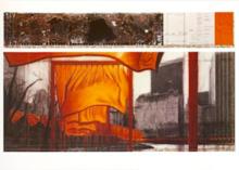 克里斯托 - 版画 - The Gates (p)